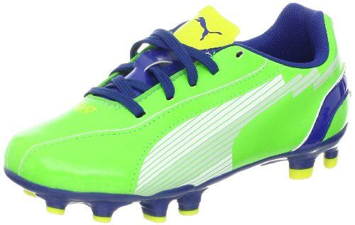 3aa339358f9 PUMA Evospeed 5 FG Soccer Cleat (Toddler Little Kid Big Kid) for ...