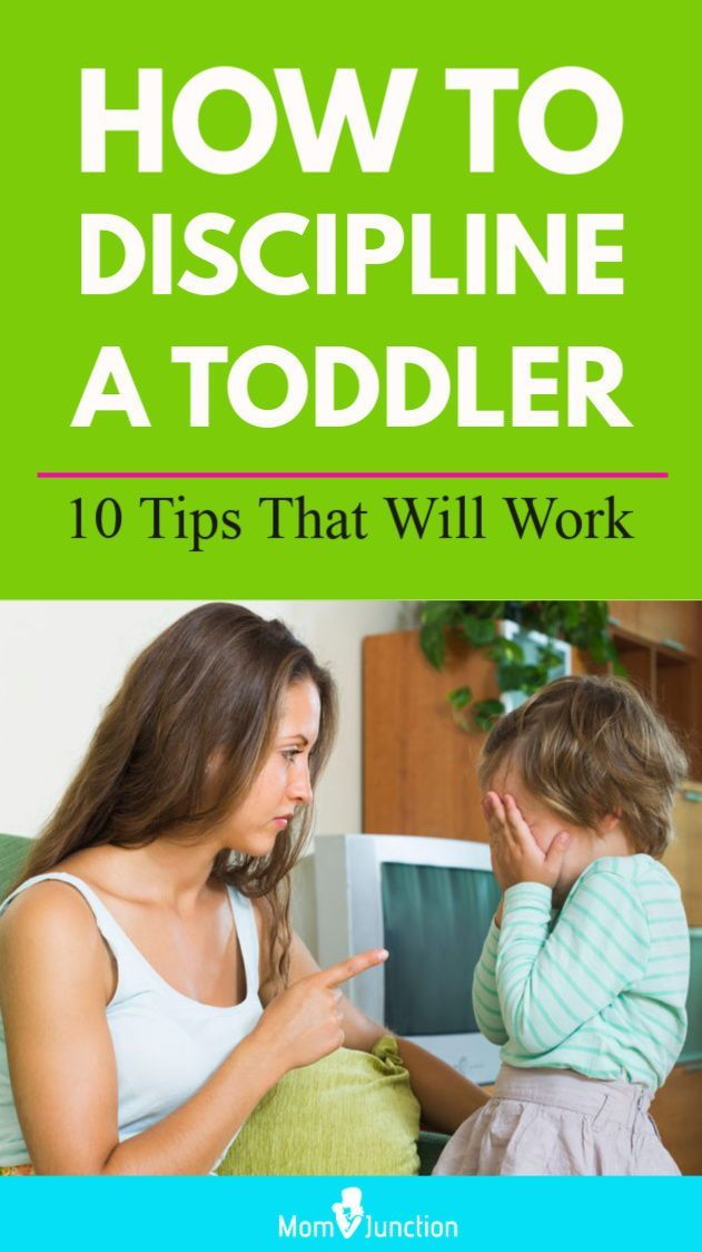 Photo of How To Discipline A Toddler: 10 Tips That Will Work