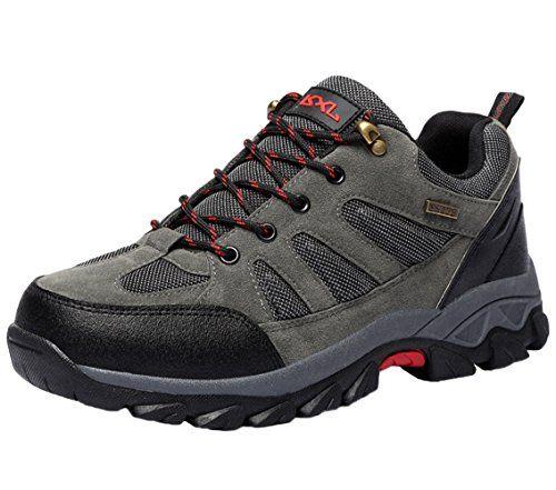 Men's Outdoor Hiking Shoes (10 Grey)