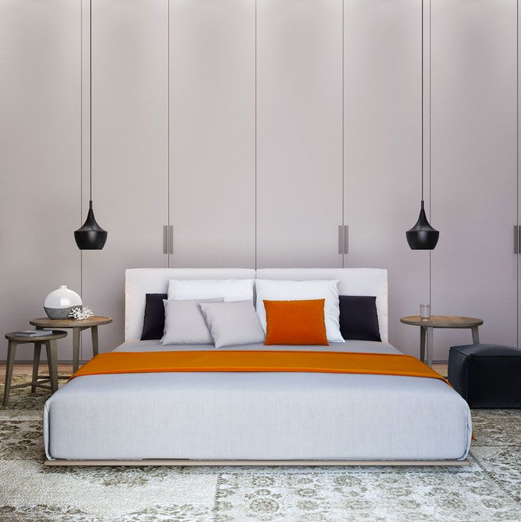 Beautiful Lampadario Sospensione Camera Da Letto Gallery - Modern ...