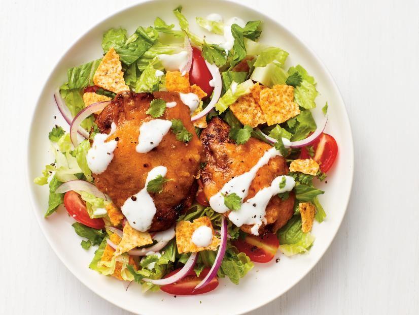 Nacho Chicken Cutlets Recipe Chicken Dishes Chicken Nachos