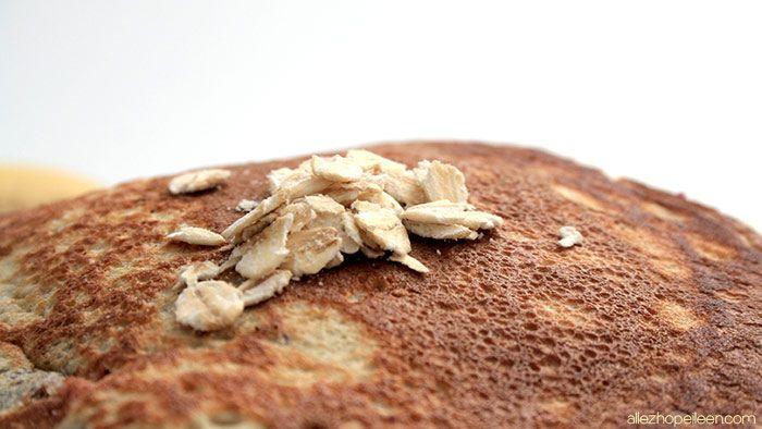 Recette de pancakes hyper protéinés pour les sportifs !