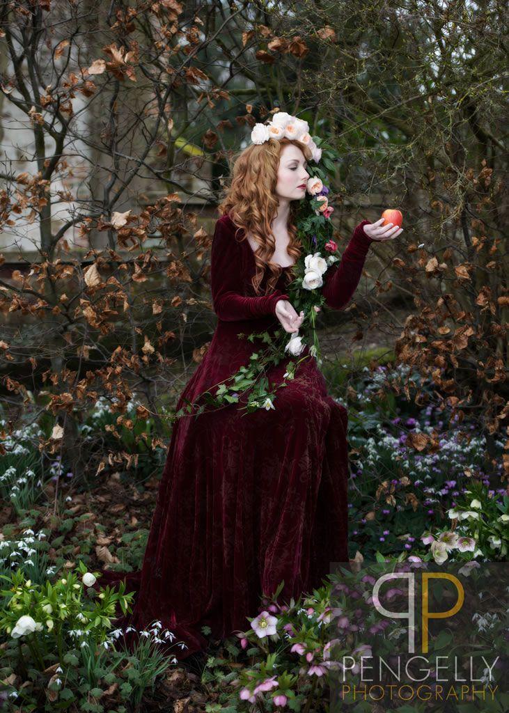 Pre-Raphaelite by Charlette Kilby