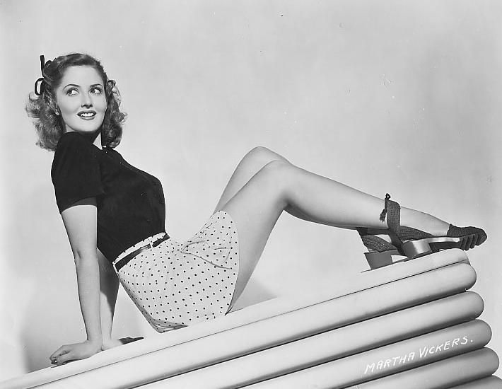 martha vickers the big sleep