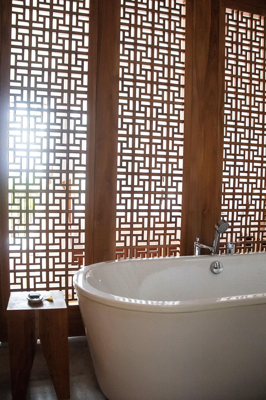 Villa Indrani Bathtub Dengan Gambar