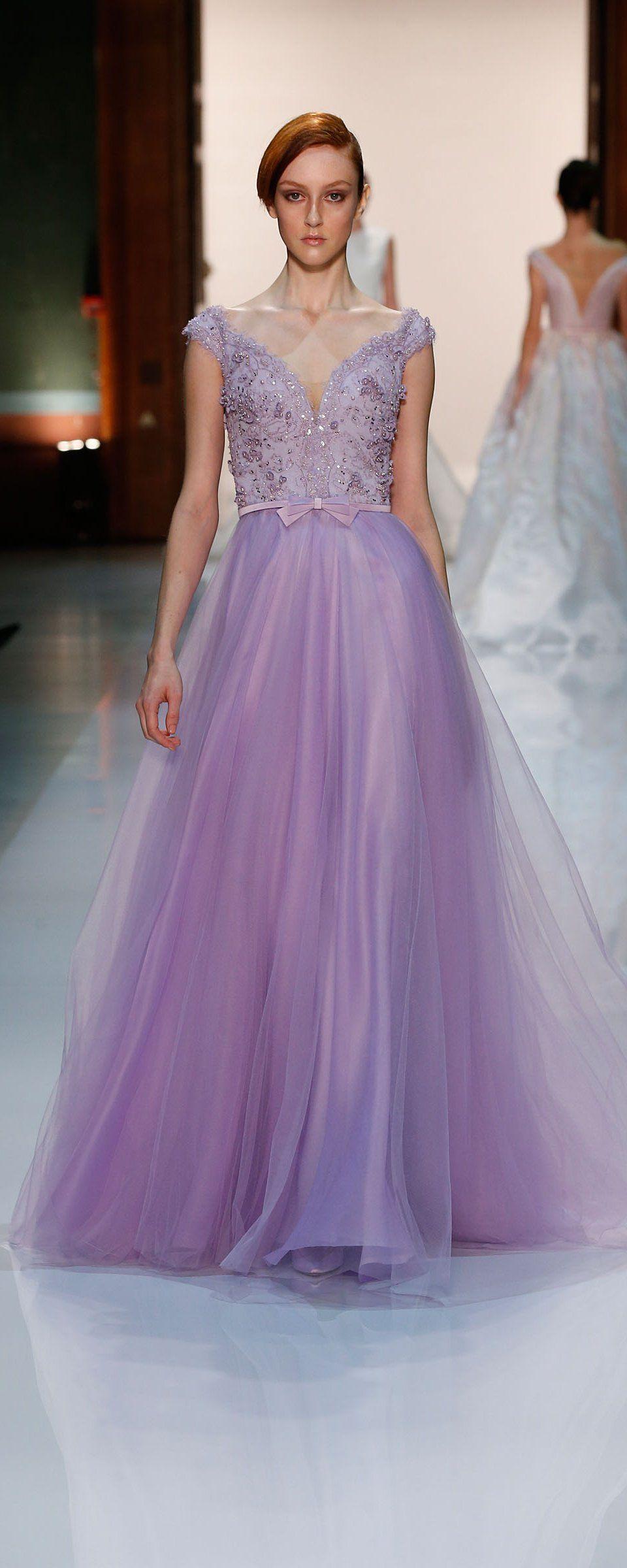 Georges Hobeika Spring-summer 2014 - Couture | Pinterest | Moda ...