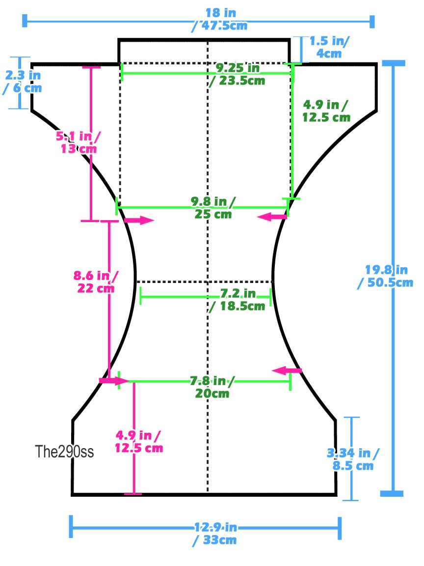 The290ss: Tutorial: Sewing Cloth Diapers (One Size Pocket Diapers ...