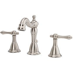Fontaine Bellver Brushed Nickel Widespread Bathroom Faucet Cool Brushed Nickel Bathroom Accessories 2018