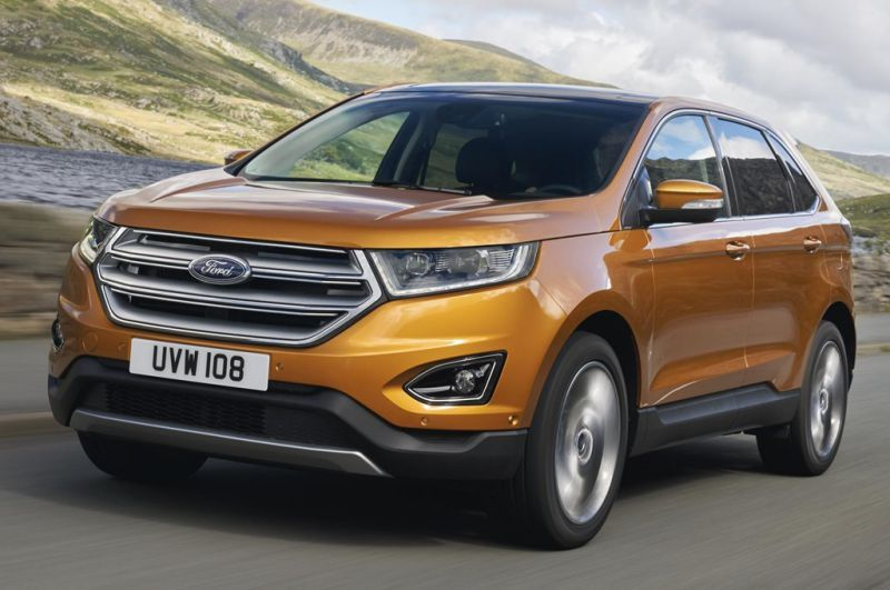 2017 Ford Edge Redesign, Changes Auto, Automobilismo