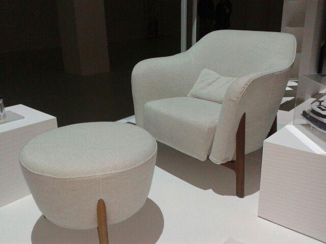 Pilotis divano disegnato da Philippe Nigro per DePadova. Nella ...