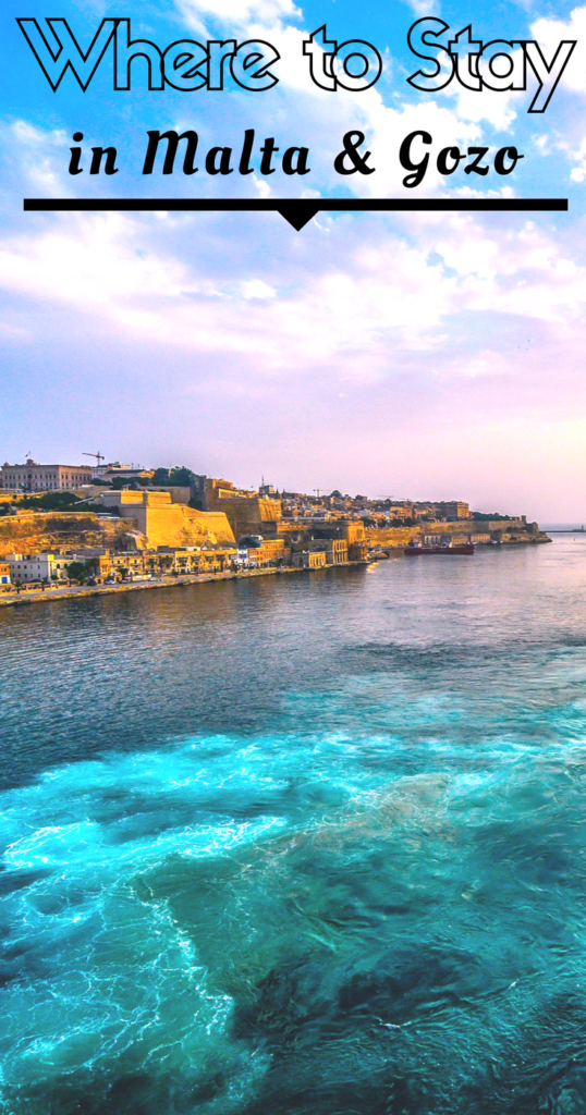 Top Accommodation In Malta Where To Stay Gozo For Every Budget
