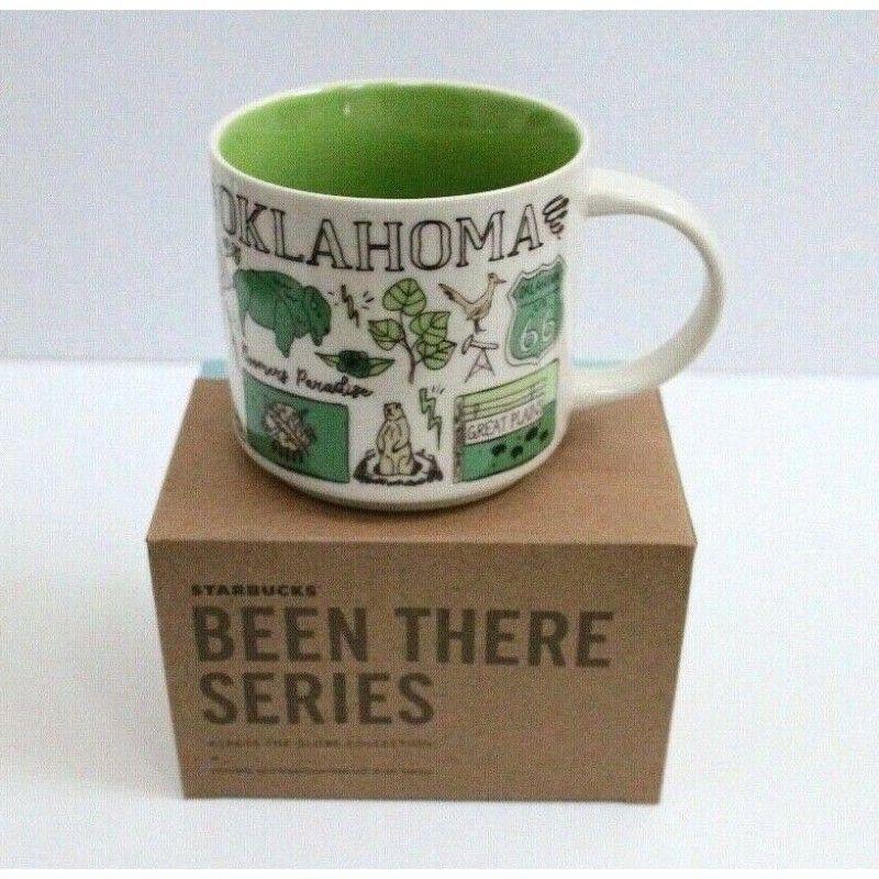 Starbucks Oklahoma Ceramic Mug Been There Series 14 Fl Oz In 2020 Mugs Starbucks Ceramics