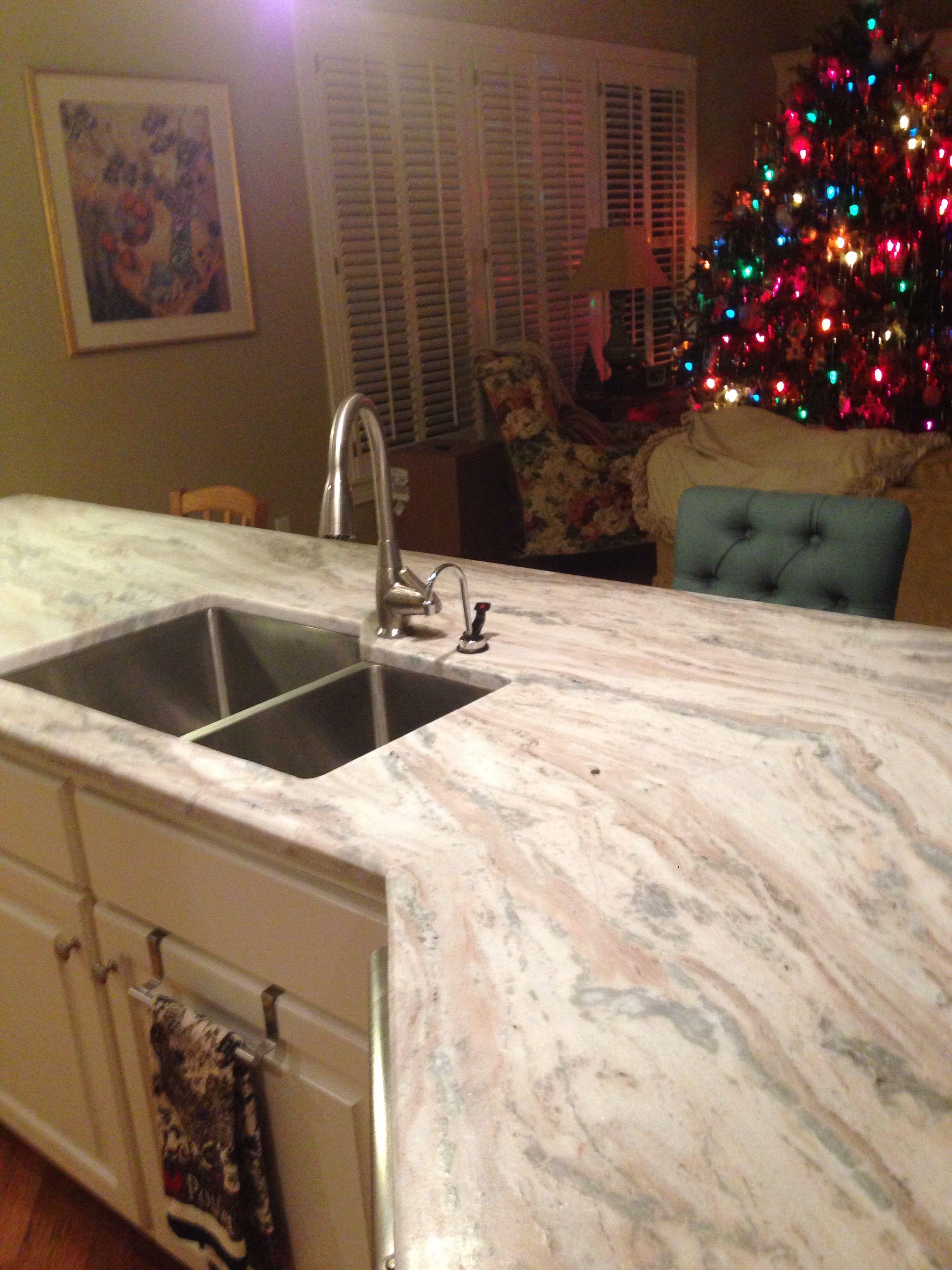 Granite In Kitchen Fantasy Brown Granite In Kitchen For The Home Pinterest