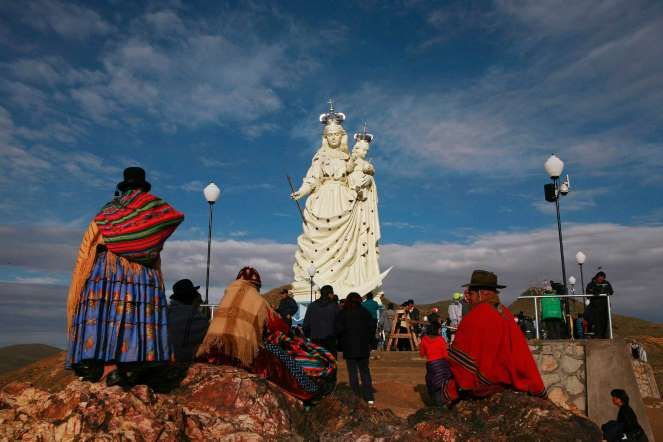 Virgen de Socavon- BOLIVIA