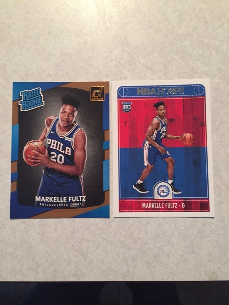 Markelle Fultz Rookie Cards Mercari Buy Sell Things You Love