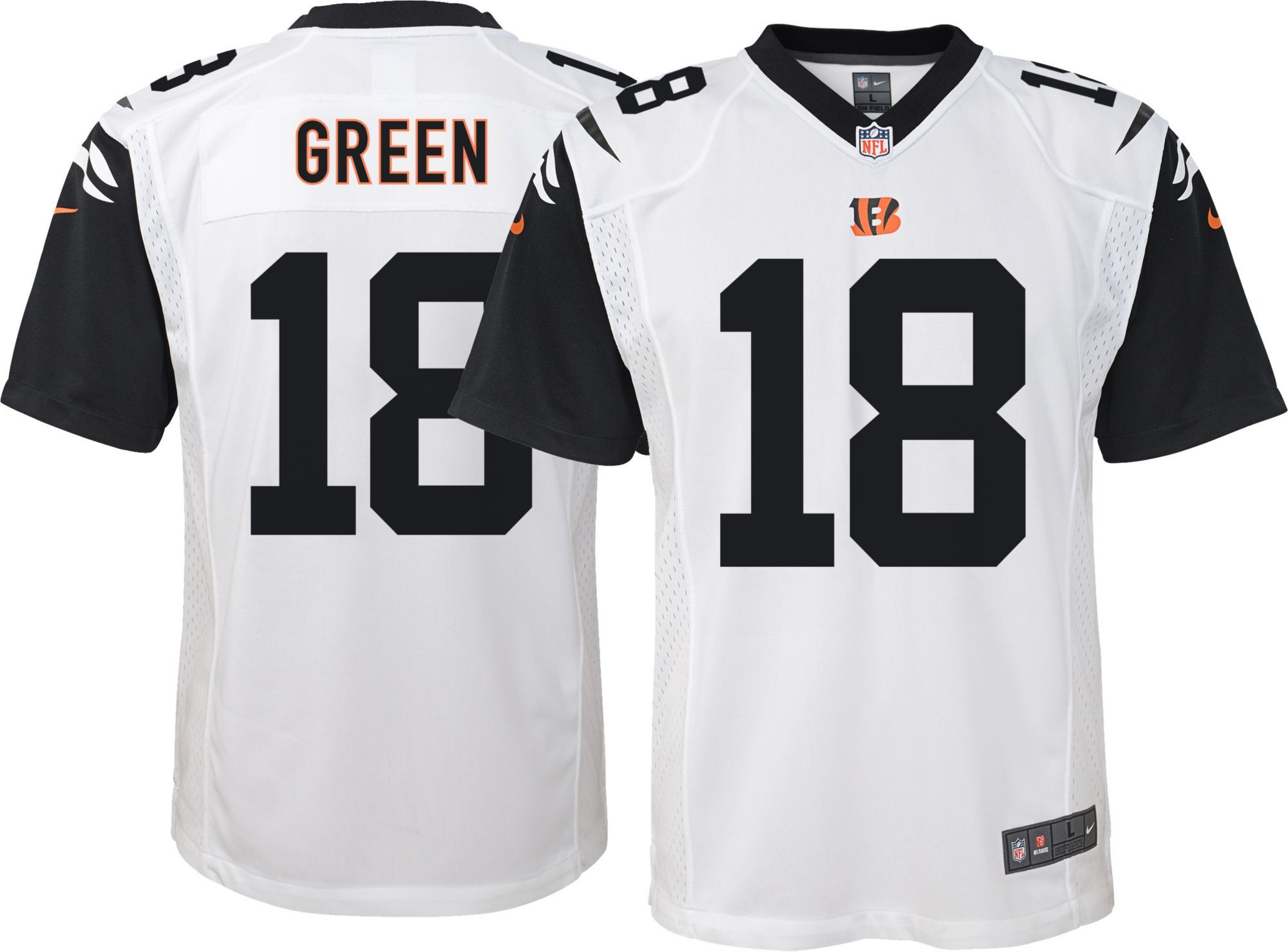 f2163c8f8 Nike Youth Color Rush Game Jersey Cincinnati A.J. Green  18