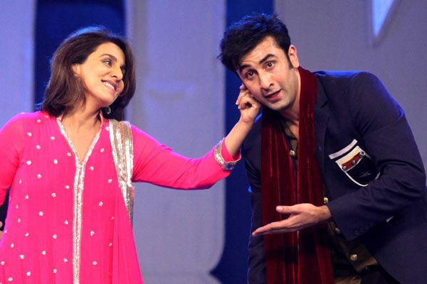 Image result for Ranbir and his mother