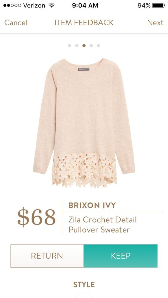 Love The Detail On The Bottom Of This Sweater Great To Transition From Winter To Spring Xoxo Slc Stitch Fix Outfits Stitch Fix Fall Fix Clothing