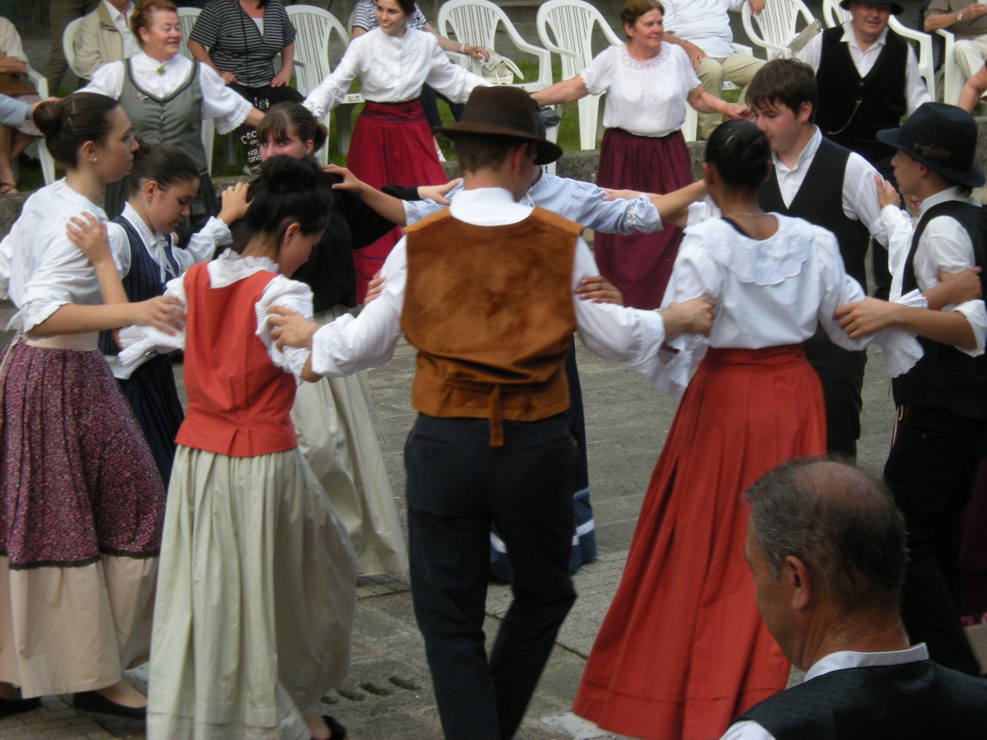 danzando