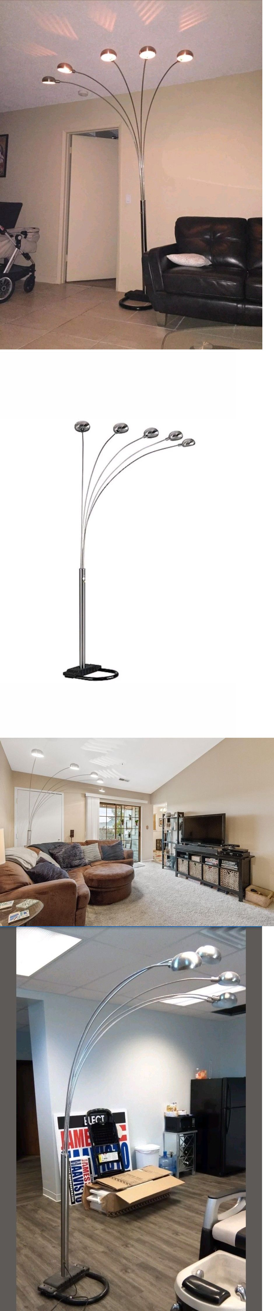 Lamps 112581 Floor Lamp Living Room Lighting Adjustable 5 Arm Arch Floor Lamp 84 Buy Living Room Floor Lamp Lighting Living Room Lighting Arched Floor Lamp