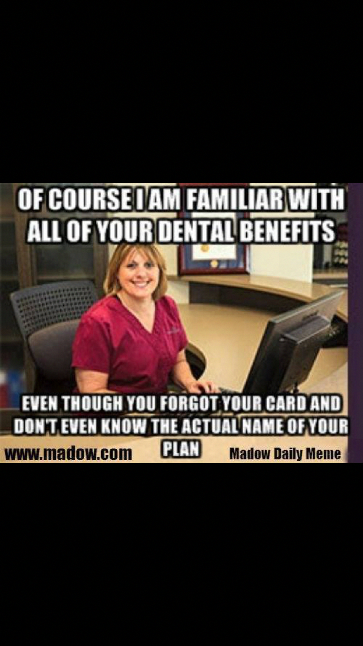 Guide For Dental Insurance Dentalinsurance Dental Assistant Humor Dental Jokes Dental Fun