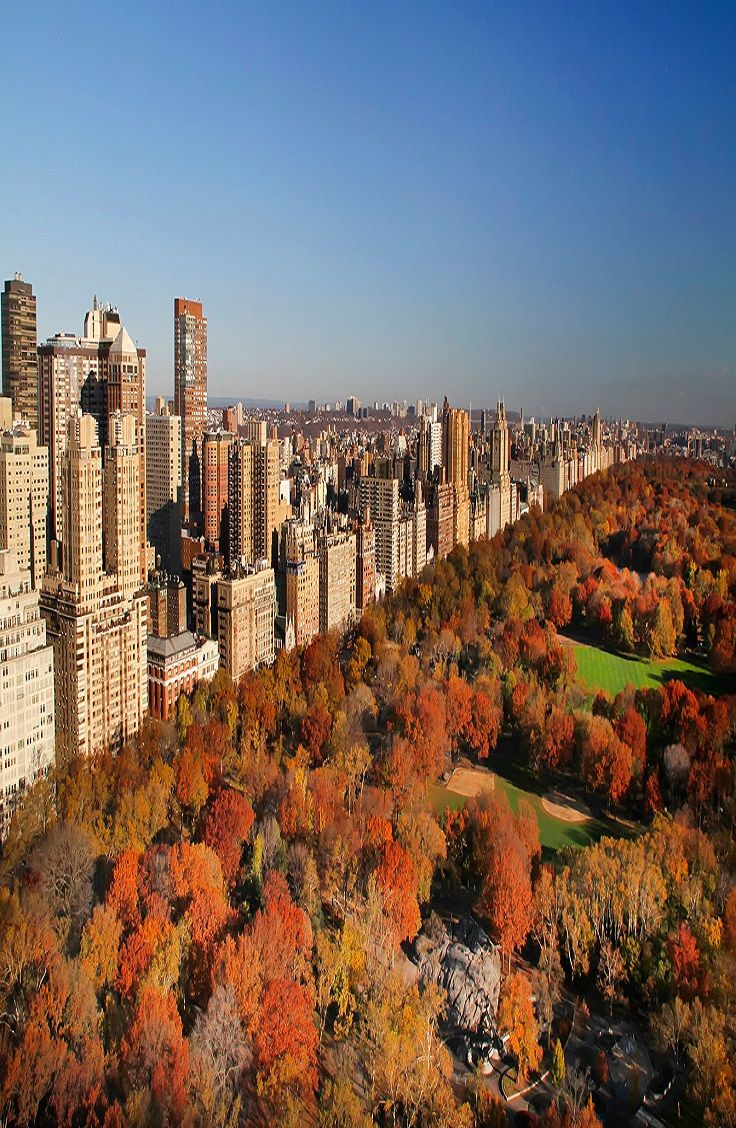 How to Have the Perfect Fall Day in New York City - TraveLeis #autumninnewyork