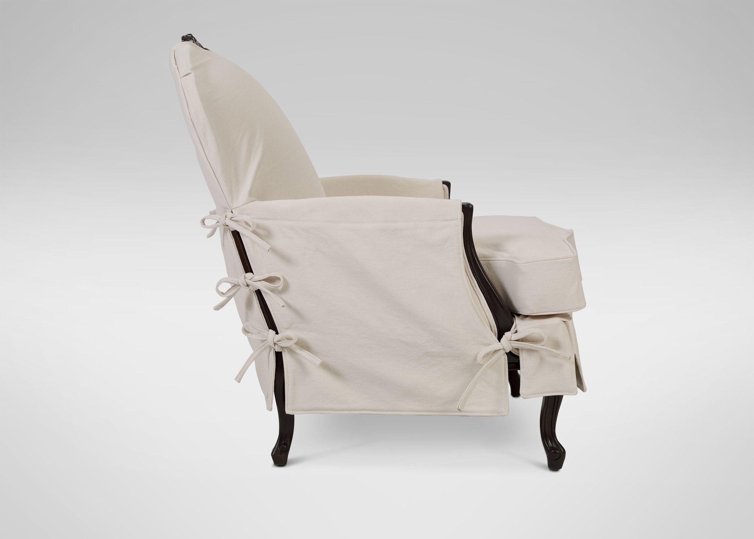 Slipcover for Lucian Chair , , large_gray   Slipcovers   Pinterest ...