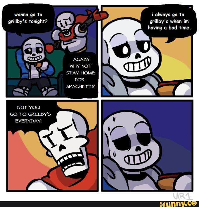Undertale Sans Papyrus Undertale Undertale Comic Undertale Memes