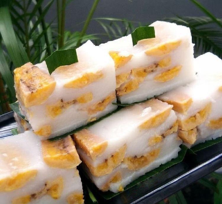 Resep Kue Nagasari Nampan By Yulichia88 Iniresep Com Resep Resep Resep Kue Puding Pisang