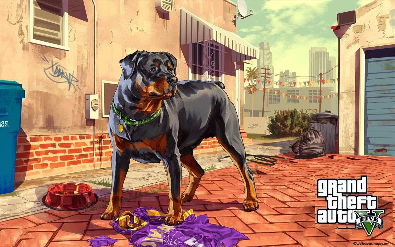 Dogs - Grand Theft Wiki, the GTA wiki |Gta 5 Dog Breeds