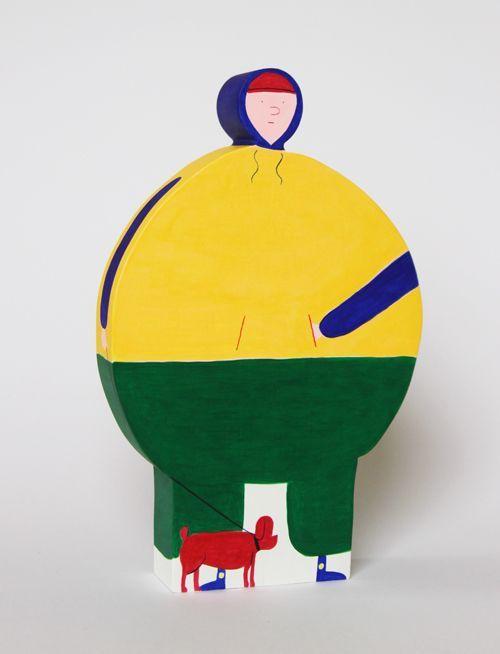 Wooden Toys by Daniel Frost/ Petits petits tresors