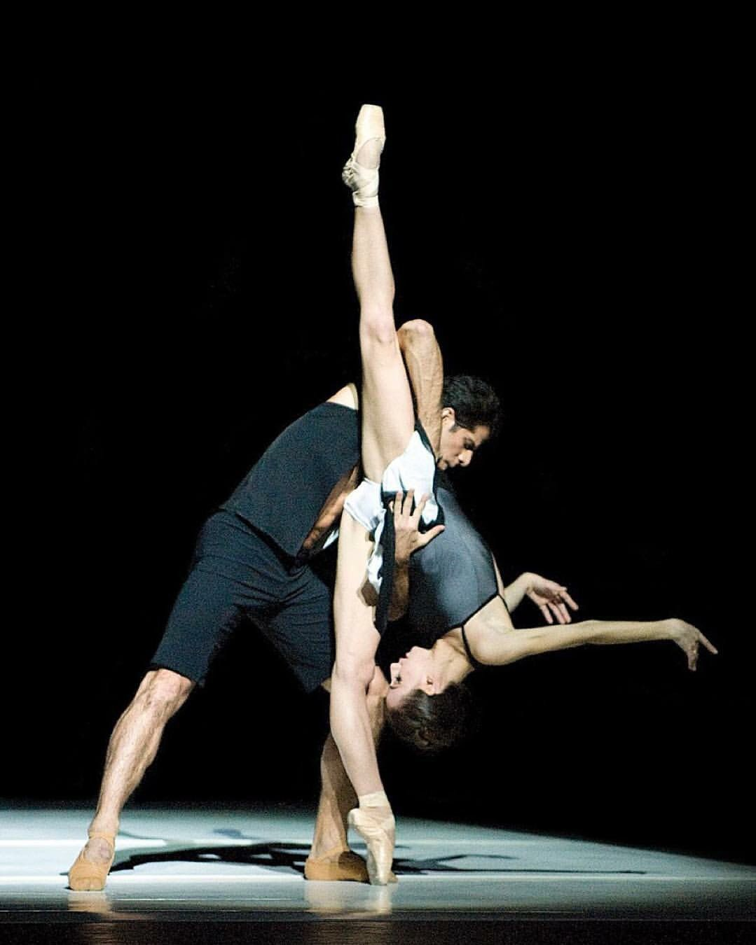 Isabella Boylston and Marcelo Gomes