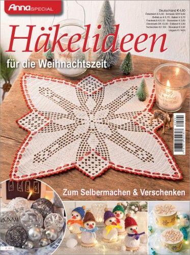 Anna Special - Häkelideen - A 391 | Martinas Bastel- & Hobbykiste