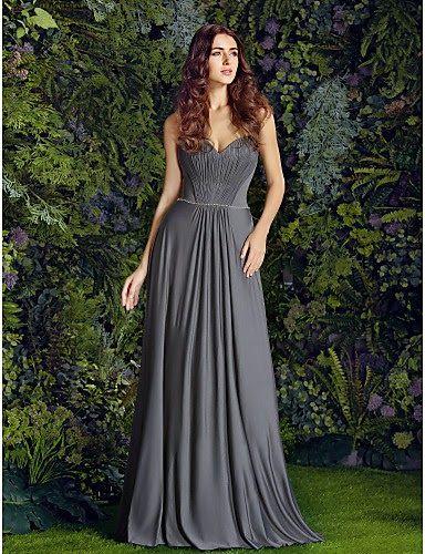 4e38fcb580f Vestido de Dama de Honor Voluptuoso @ Vestidos de Fiesta Baratos ...