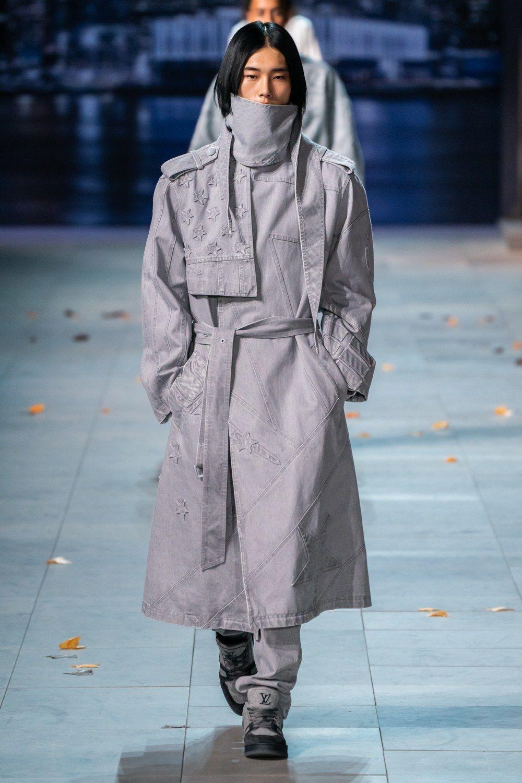 33410aa16ed Louis Vuitton Fall 2019 Menswear Fashion Show in 2019