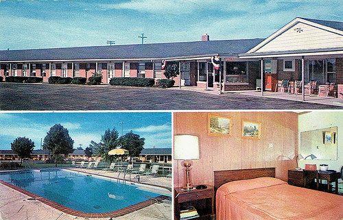 Wilsonian Motel Greenwood Indiana