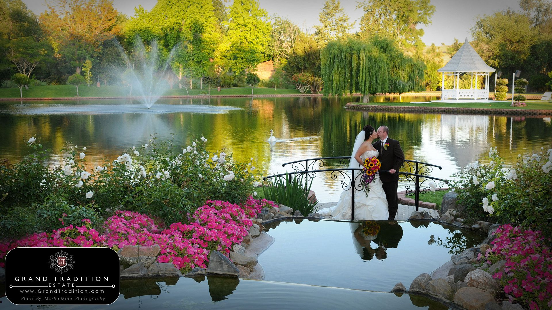 The Grand Tradition Fallbrook Ca Southern California Gardens Wedding Google Search