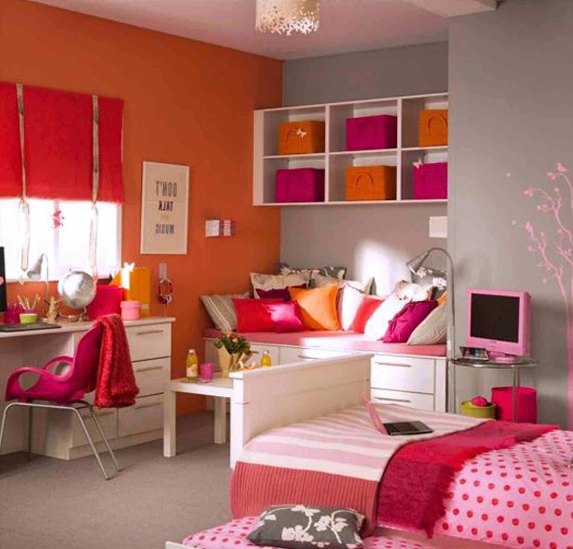 Old Girl Bedrooms: Small Bedroom Design Ideas For Teenage Girls