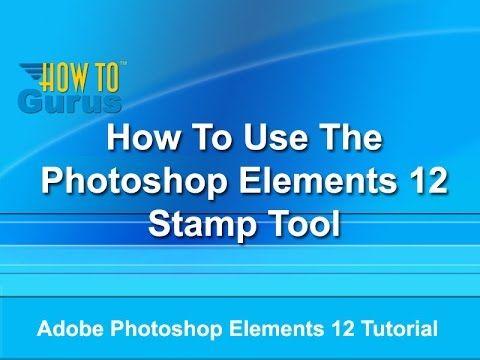Video's van Photoshop elements 11 clone stamp tutorial