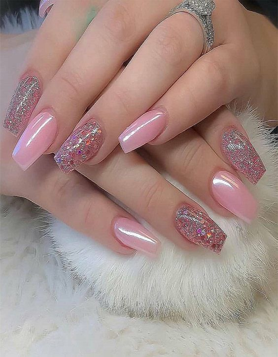 Marvelous Nail Ideas Stylish Looks For 2020 In 2020 Glamour Nails Glamorous Nails Nail Extensions