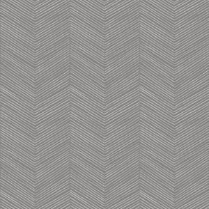 Arthouse Arrow Weave Charcoal Fabric Strippable Roll Covers 57 Sq Ft 610705 The Home Depot Charcoal Wallpaper Wallpaper Panels Herringbone Wallpaper