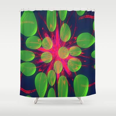 NEW YEAR NEW DREAMS SHOWER CURTAIN
