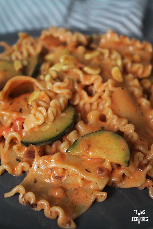 Pasta mit cremiger Mascarpone-Soße – Etwas Leckeres