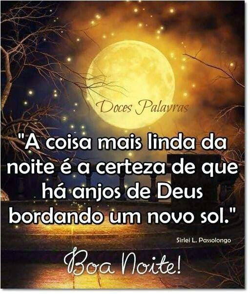 Boa Noite Boa Noite Good Night Frases E Good Afternoon
