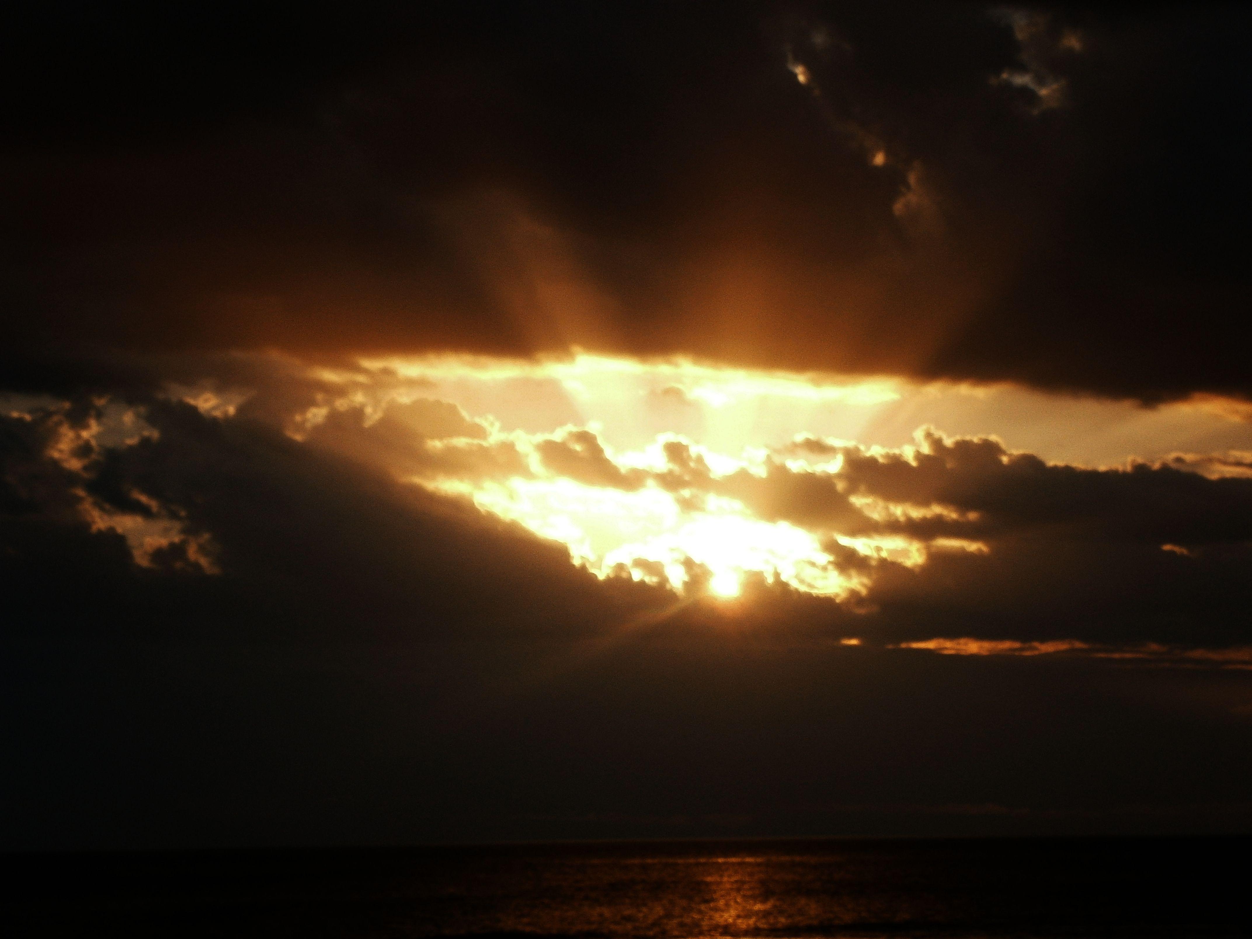 Rayo de sol (por ahora)