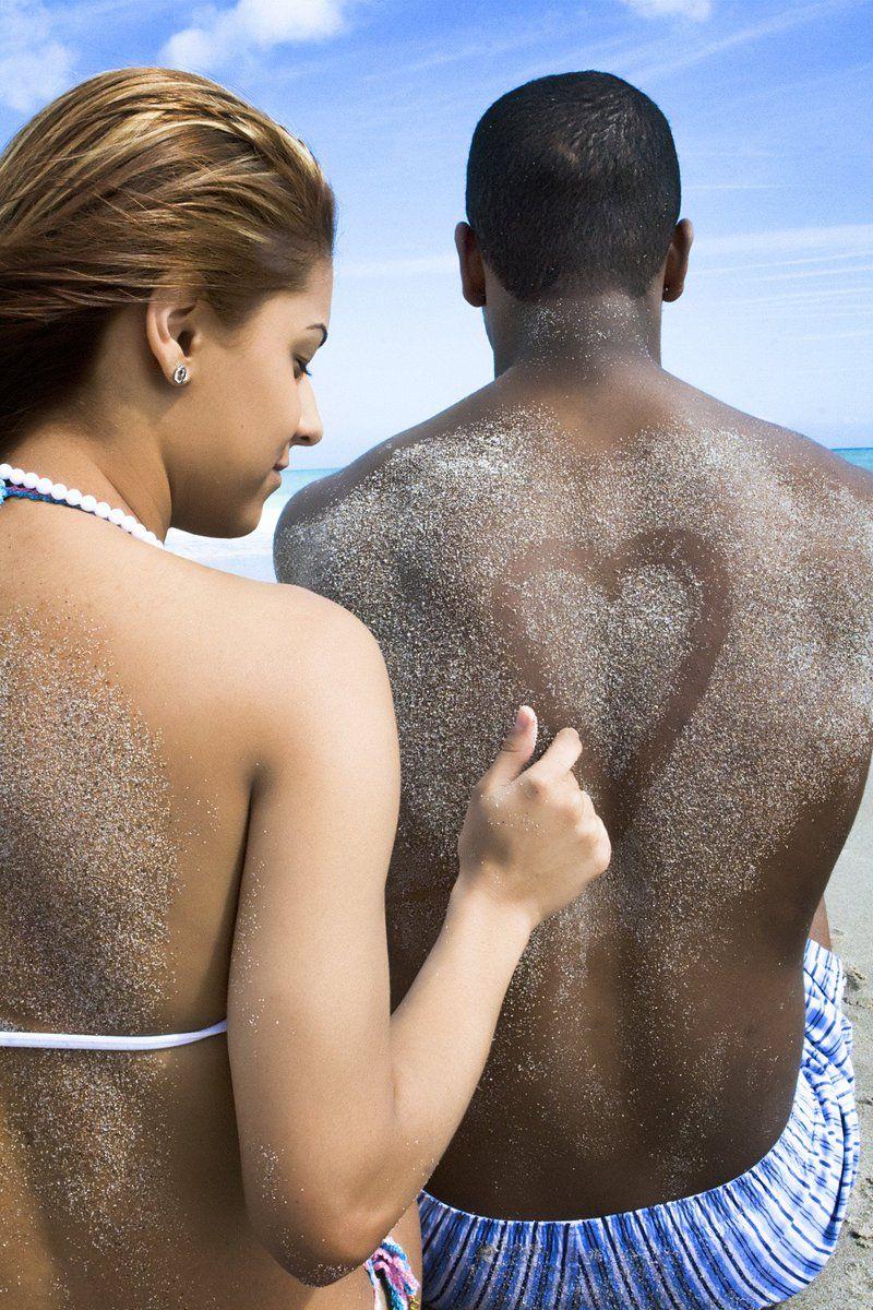 Vacation Interracial