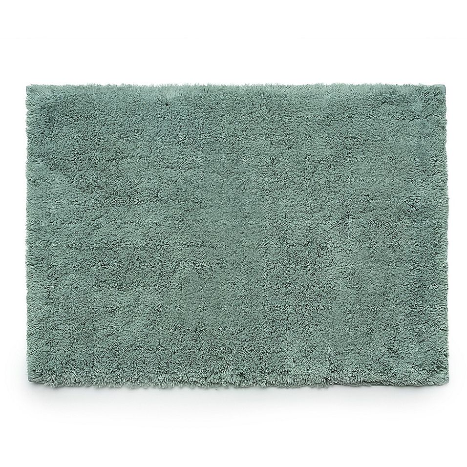 Under The Canopy 30 X 48 Organic Cotton Bath Rug In Lichen Bath Rugs Organic Cotton Rug Making