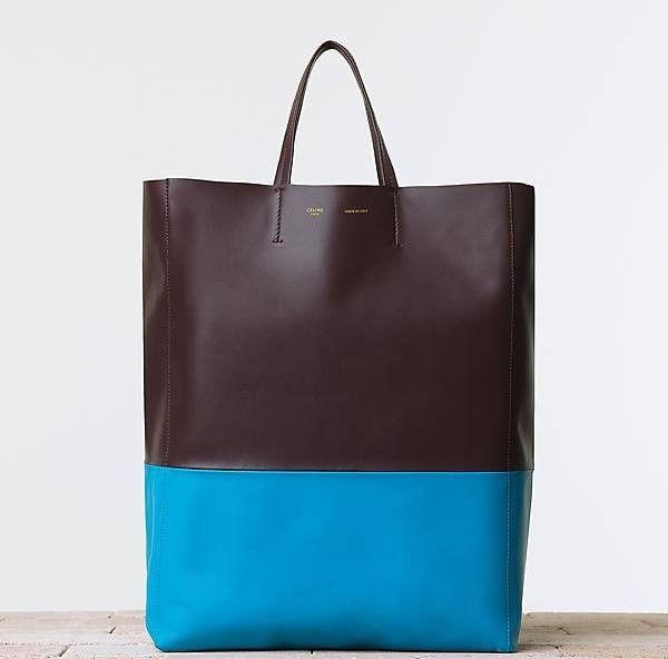 b5a6d491e Celine Two tone Tote   Bits & bobs   Bags, Fashion bags, Celine bag