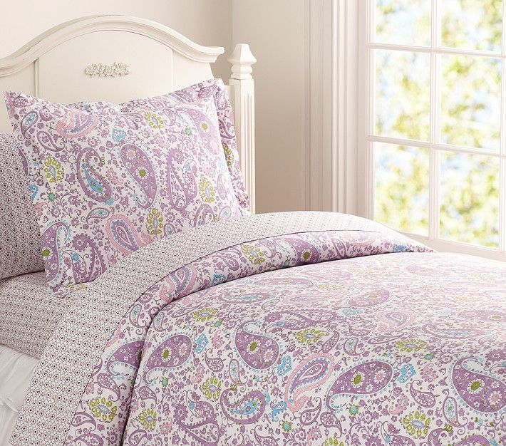 Brooklyn Duvet Cover | Pottery Barn Kids