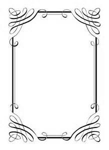 free printable frame templates yahoo image search results paper